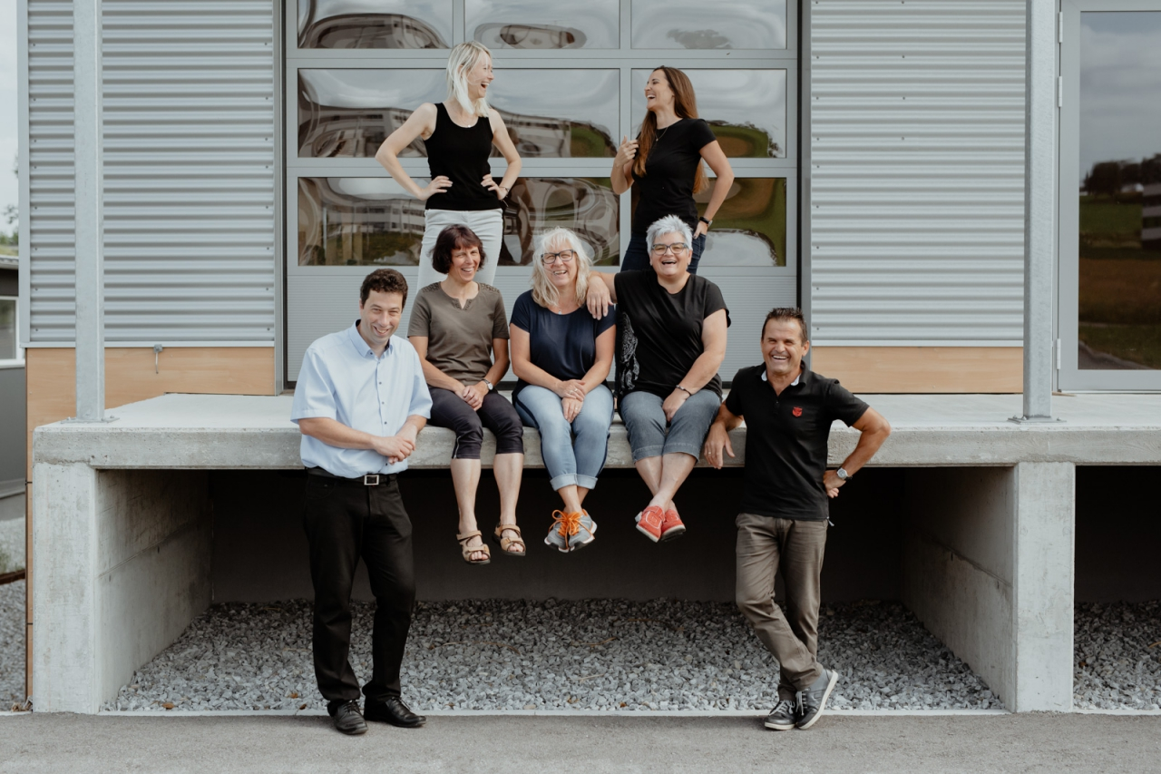 Team of Naturkind - the pram manufacturer from Europe