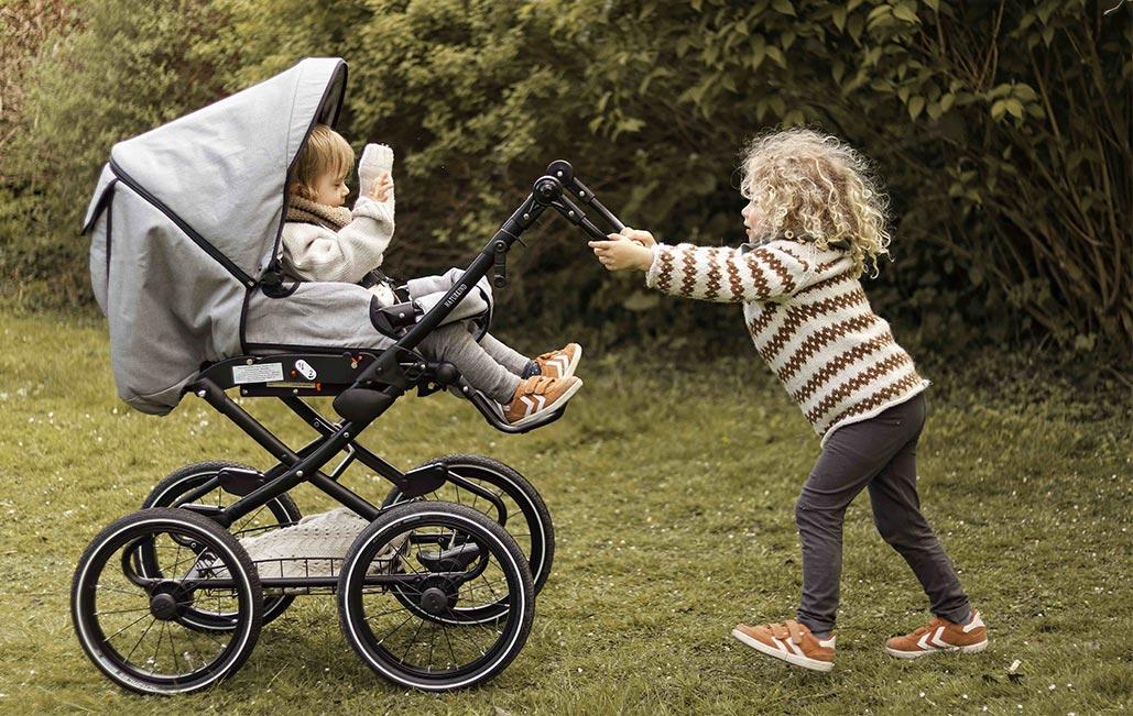 Designer Kinderwagen von Naturkind