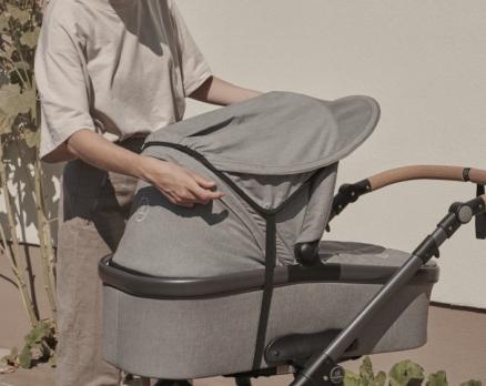naturkind kinderwagen - sonnenschutz-sonnensegel
