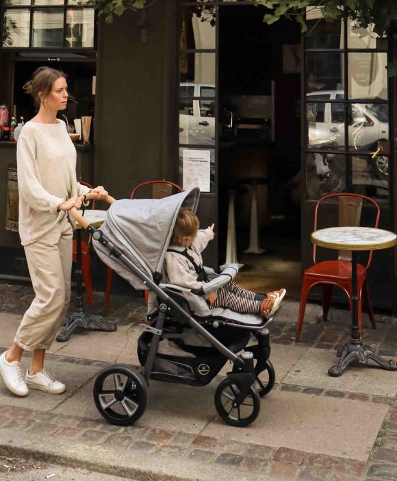 Design Kinderwagen von Naturkind