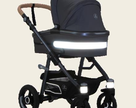 naturkind kinderwagen - baumwolleinlage