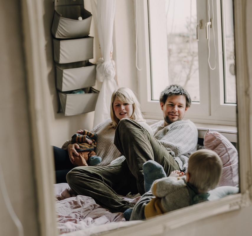 Erzählt doch mal: Zuhause bei Hebamme Maren